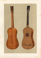 Stradivarius guitar 20042001176| 写真素材・ストックフォト・画像・イラスト素材|アマナイメージズ