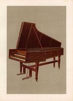 Empress harpsichord