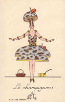 Le champignon   キノコ