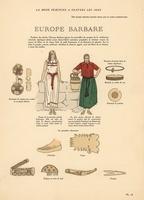 Barbarian, women, clothes, accessories 20042001602| 写真素材・ストックフォト・画像・イラスト素材|アマナイメージズ