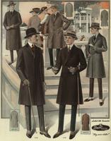 Men in coats and hats