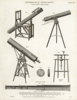 Reflective telescopes.