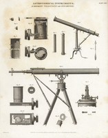 Achromatic telescopes and dynameters.