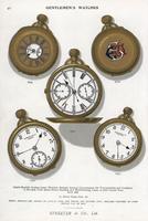 Gentleman's watch in 18-carat gold. 20042003743| 写真素材・ストックフォト・画像・イラスト素材|アマナイメージズ