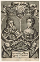 Queen Elizabeth I,Queen Mary II