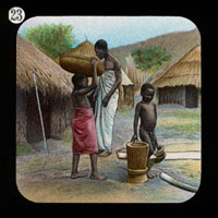 African Village Life (relates to David Livingstone)