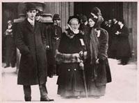 Elizabeth Garrett Anderson,Emmeline Pankhurst