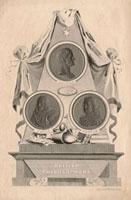 British Philosophers (Francis Bacon,Viscount St Alban,John 20043000229| 写真素材・ストックフォト・画像・イラスト素材|アマナイメージズ