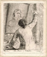 The mirror of patriotism' (Charles James Fox,Oliver Cromwe