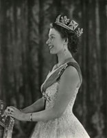Queen Elizabeth II 20043000628| 写真素材・ストックフォト・画像・イラスト素材|アマナイメージズ