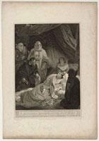Queen Elizabeth appointing her Successor (Queen Elizabeth I)