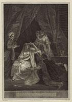 Interview between Queen Elizabeth & the Earl of Essex (Queen