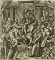 King Henry VIII,Thomas Cranmer,Thomas Cromwell,John Fishe