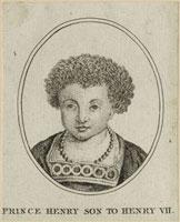 Prince Henry aftwerwards King Henry VIII
