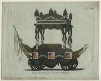 Nelson's funeral car (Horatio Nelson,Viscount Nelson)