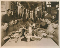 Captain Scott's Birthday Dinner,6 June 1911 (Edward Atkins