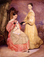 Florence Nightingale,Frances Parthenope,Lady Verney