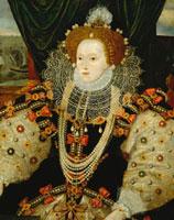 Queen Elizabeth I 20043001117| 写真素材・ストックフォト・画像・イラスト素材|アマナイメージズ
