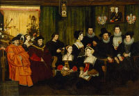 Sir Thomas More,his father,his household and his descendan