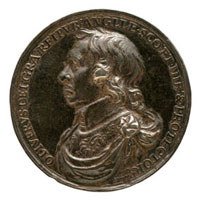 Oliver Cromwell ('The Lord Protector Medal')