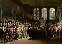 The House of Commons 1793-94 (includes Alexander Hood,1st V