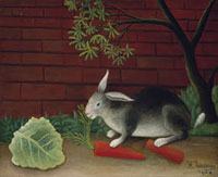 The Meal of the Rabbit,1908
