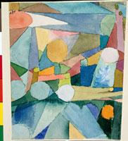 Color Shapes,1914