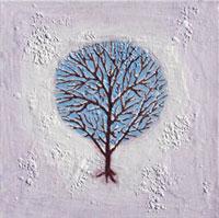 Seasons Winter 2007  Acrylic on canvas
