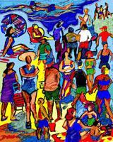 On the Beach 2001