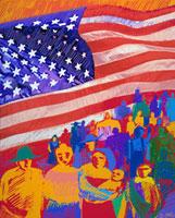 America 1985 20044000341| 写真素材・ストックフォト・画像・イラスト素材|アマナイメージズ
