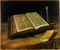 The Bible,Still Life