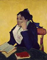 L�fArlesienne:  Madame Joseph Michel Ginoux