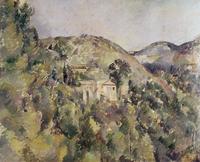 La Collines Des Pauvres 1888 Paul Cezanne (1839-1906 French)