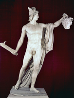 Perseus With The Head Of Medusa 1806-08 Antonio Canova (1757