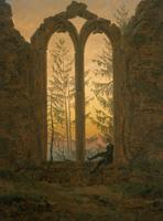 A DreamerCaspar David Friedrich (1774-1840/German)Herm