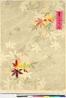 友禅図案 20046000111| 写真素材・ストックフォト・画像・イラスト素材|アマナイメージズ