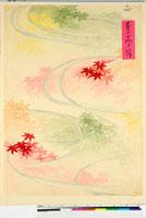 友禅図案 20046000112| 写真素材・ストックフォト・画像・イラスト素材|アマナイメージズ
