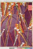 友禅図案(有職模様図案集より) 20046000306| 写真素材・ストックフォト・画像・イラスト素材|アマナイメージズ