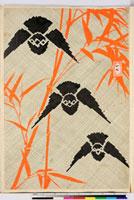 友禅図案(伊達模様友禅図案集より) 20046000389| 写真素材・ストックフォト・画像・イラスト素材|アマナイメージズ