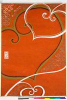友禅図案(伊達模様友禅図案集より) 20046000421| 写真素材・ストックフォト・画像・イラスト素材|アマナイメージズ