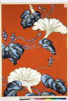 友禅図案(四季応用随意友禅図案集より) 20046000773| 写真素材・ストックフォト・画像・イラスト素材|アマナイメージズ