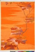 友禅図案(秋冬応用随意友禅図案集より) 20046000862| 写真素材・ストックフォト・画像・イラスト素材|アマナイメージズ