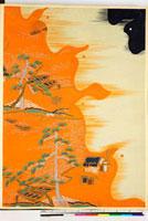 友禅図案(秋冬向模様友禅図案集より) 20046000907| 写真素材・ストックフォト・画像・イラスト素材|アマナイメージズ