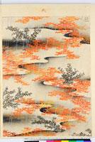 友禅図案 20046001162| 写真素材・ストックフォト・画像・イラスト素材|アマナイメージズ