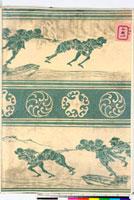 友禅図案 20046002054| 写真素材・ストックフォト・画像・イラスト素材|アマナイメージズ