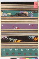 友禅図案(有職模様図案集より) 20046002225| 写真素材・ストックフォト・画像・イラスト素材|アマナイメージズ