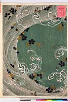 友禅図案(有職模様図案集より) 20046002252| 写真素材・ストックフォト・画像・イラスト素材|アマナイメージズ