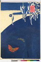 友禅図案(有職模様図案集より) 20046002282| 写真素材・ストックフォト・画像・イラスト素材|アマナイメージズ