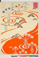 友禅図案(有職模様図案集より) 20046002289| 写真素材・ストックフォト・画像・イラスト素材|アマナイメージズ