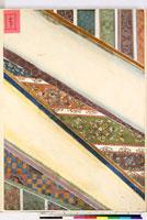 友禅図案(有職模様図案集より) 20046002351| 写真素材・ストックフォト・画像・イラスト素材|アマナイメージズ